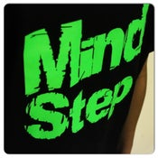 Image of MindStep Tee (Black/Neon Green Logo)