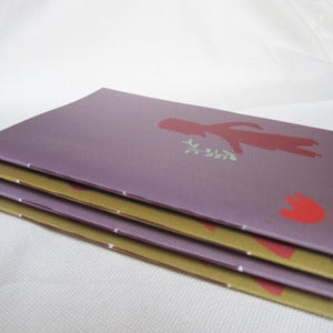 Image of A dream series notebooks