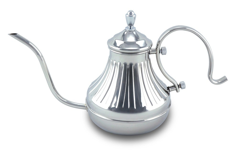 Image of Akira 450 ml Stainless Steel Pour Over Kettle