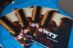 Image of awry: the book