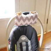 Image of Cute Car Seat Arm Pad of Your CHOICE