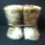 Image of ESKIMO ferbie boots