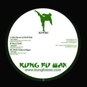 """Image of KFW003 12"""" Vinyl"""