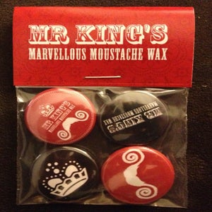 Image of Mr King's Badge Pack