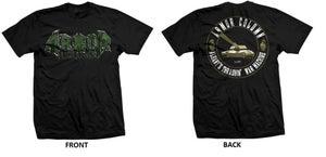 Image of Albany's Thrashin' War Machine T-shirt