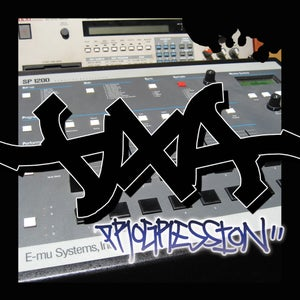 Image of DXA - Progression Instrumentals // MP3 Download