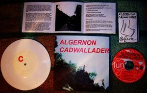 "Image of ALGERNON CADWALLADER fun 7"" w/ bonus CD"