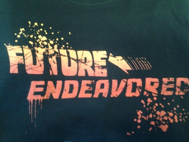 Image of FUTURE ENDEAVORED LIMITED EDITION