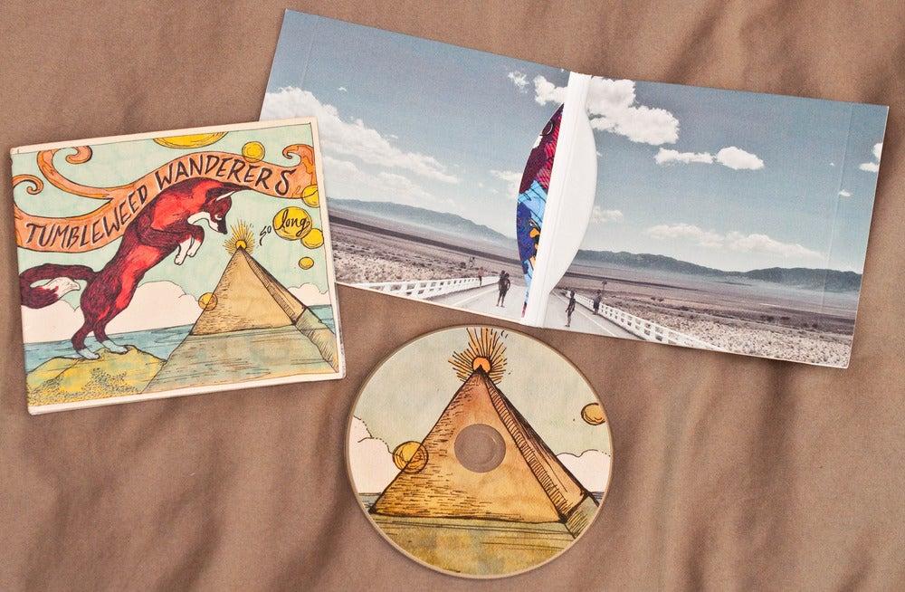Image of So Long - CD