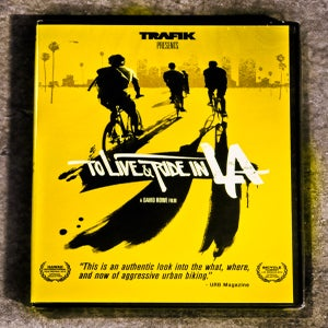 Image of TO LIVE & RIDE IN L.A. - Collector's Edition DVD