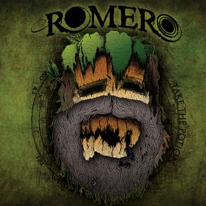 Image of ROMERO Take The Potion DELUXE 150g Vinyl LP RECORD