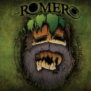 Image of ROMERO Take The Potion DELUXE 150g Vinyl LP RECORD