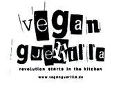 "Image of Sticker ""Vegan Guerilla"""