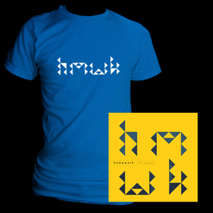 Image of 13 Towers Digipak & Blue T-Shirt