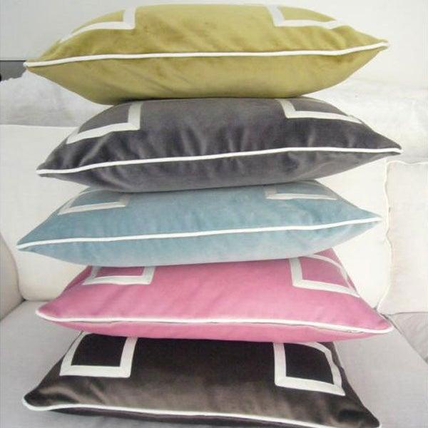Image of Jill Sorensen Velvet Pillows