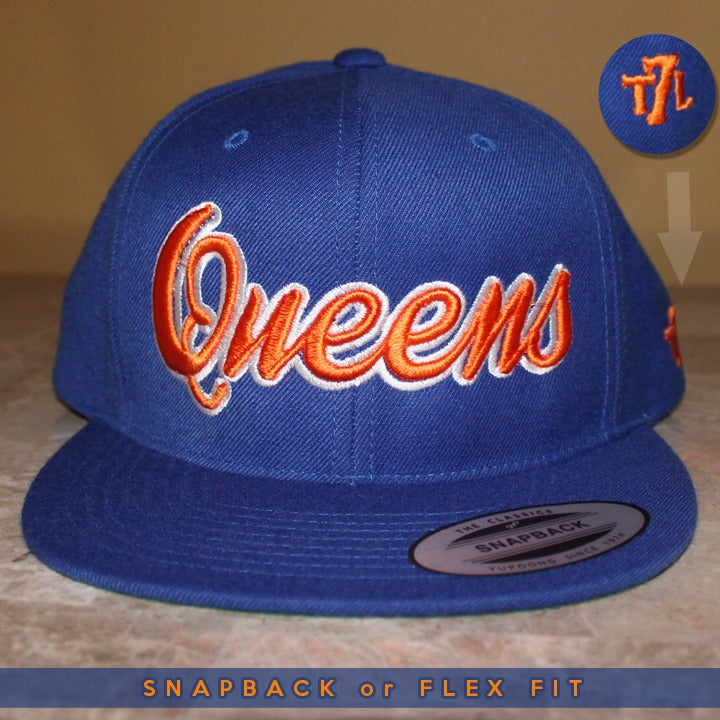 Image of QUEENS hat