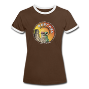 Image of Meerkat Recordings women's t-shirt