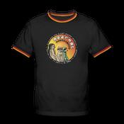 Image of Meerkat Recordings men's t-shirt