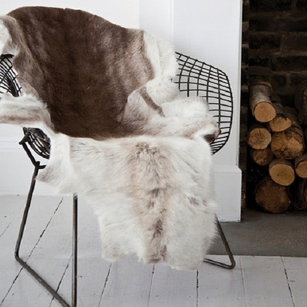 Image of Swedish Reindeer Hides