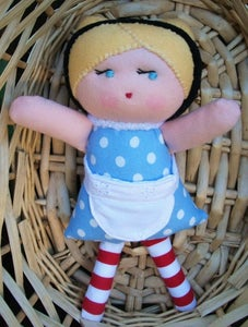 Image of Handmade Alice The Tiny Wonder Girl
