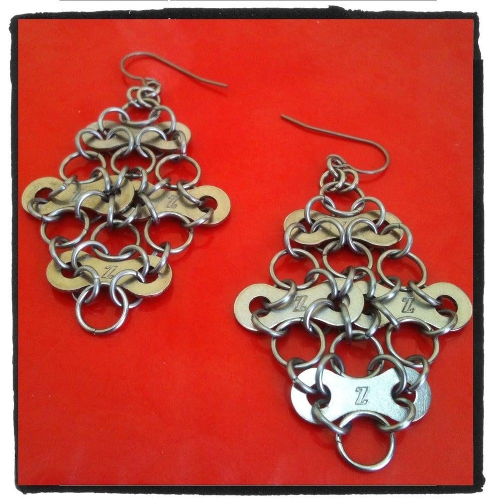 Image of Diamond Earrings V.2