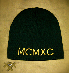 Image of Immrtvl MCMXC Beanie
