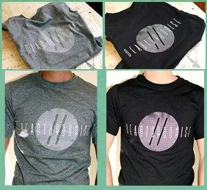 """Image of """"Slashes"""" Logo T-Shirt"""