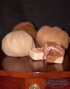 Image of Our Alpaca Roving - 1oz Balls