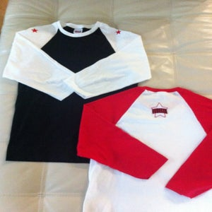 Image of 3/4 Sleeve Raglan