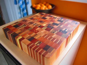 Image of End Grain Chopping Block