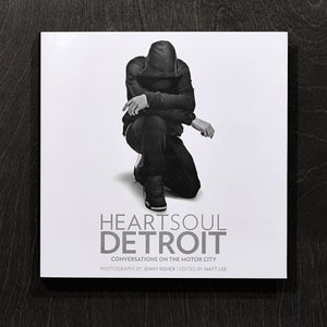 Image of Heart Soul Detroit Book