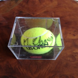 Image of Michael Chang Autograph