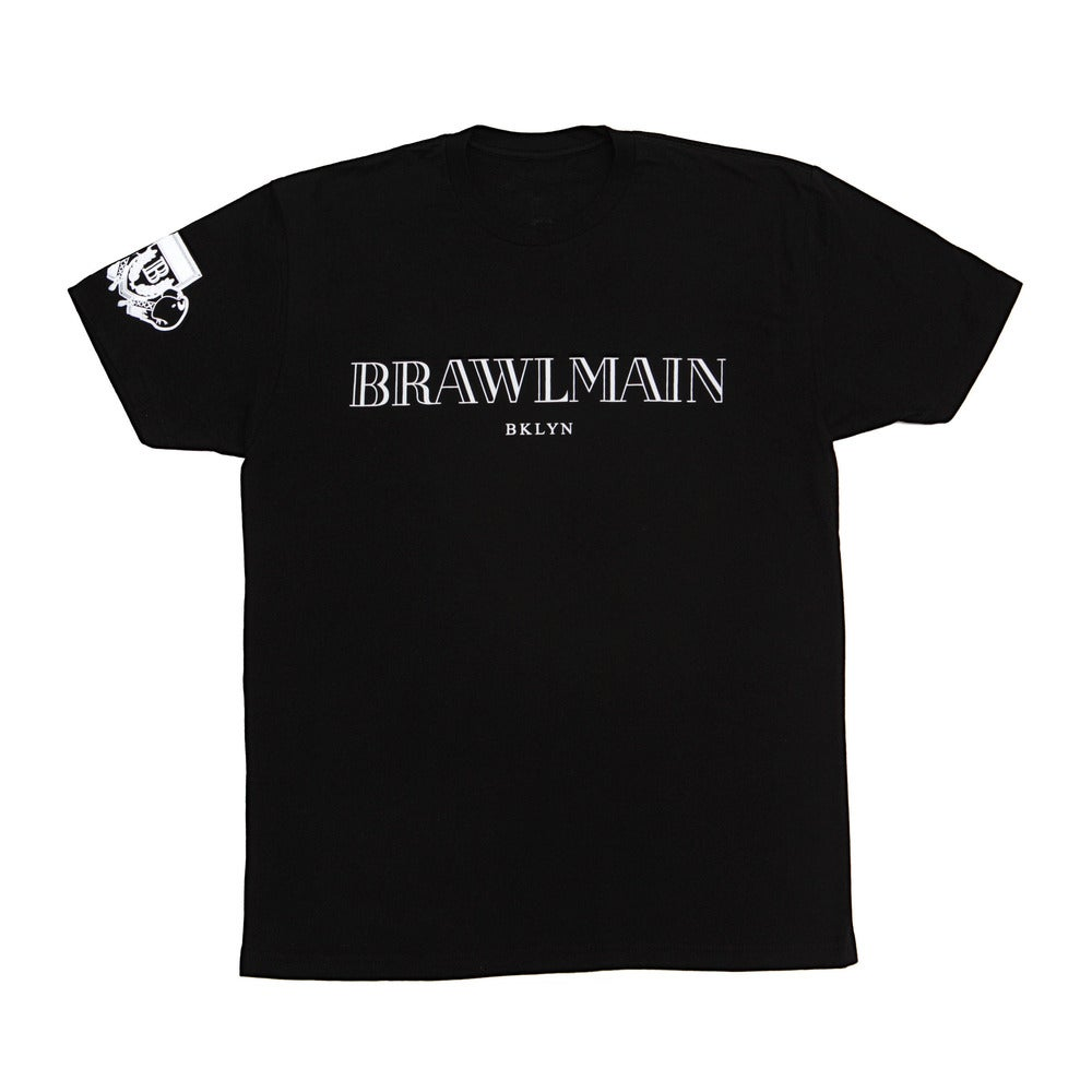Image of C.O.I. BRAWL TEE LIMITED EDITION
