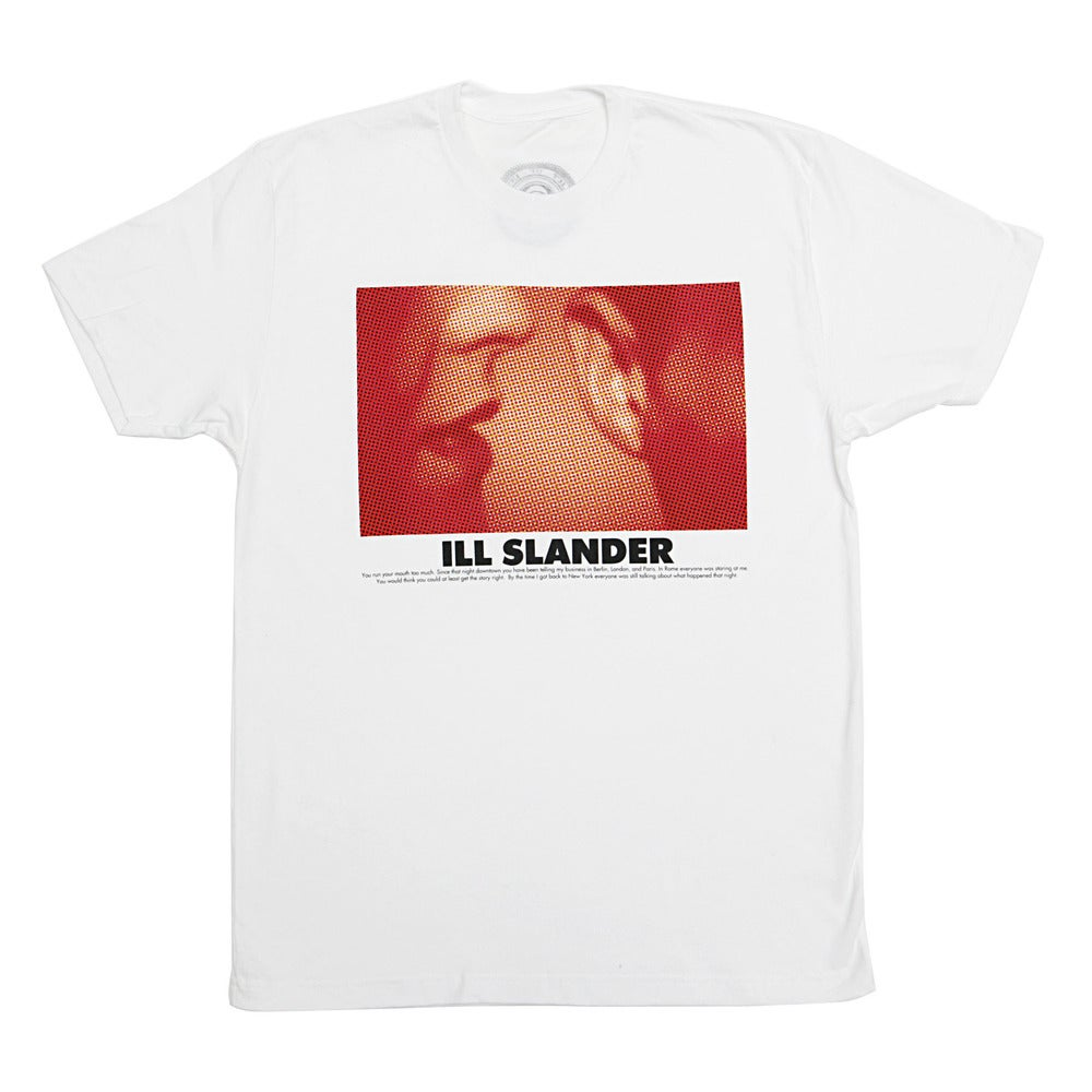 Image of C.O.I. SLANDER PHOTO COLOR TEE LIMITED EDITION