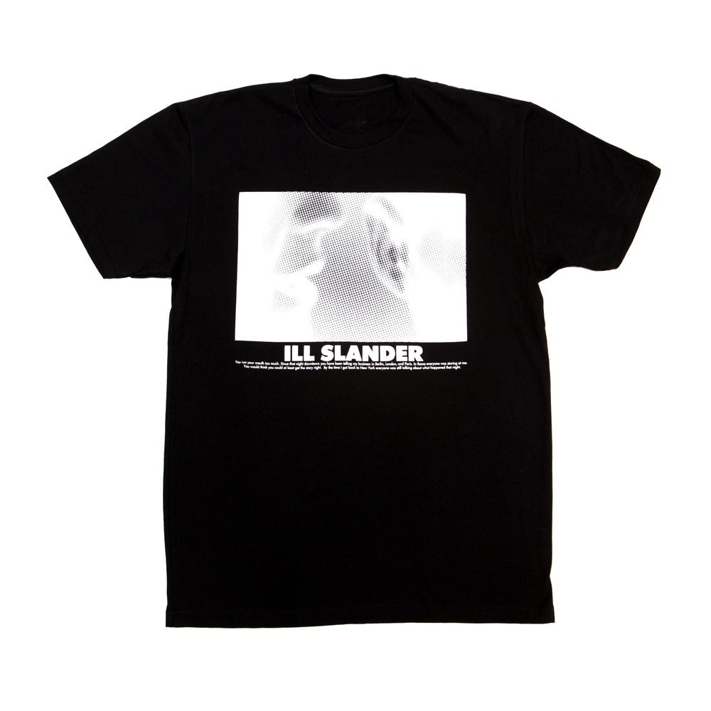 Image of C.O.I. SLANDER PHOTO B/W TEE LIMITED EDITION