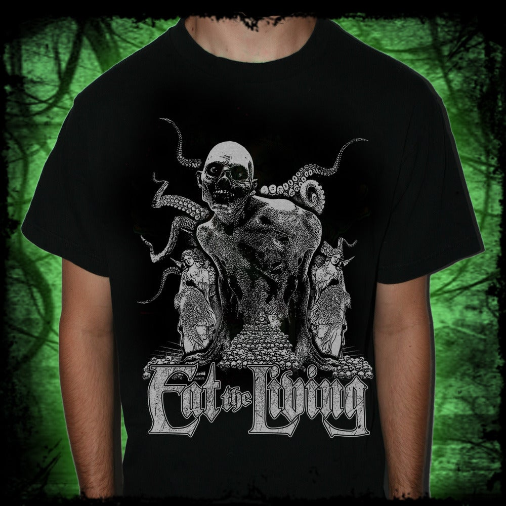 Image of Tentacle Zombie Shirt