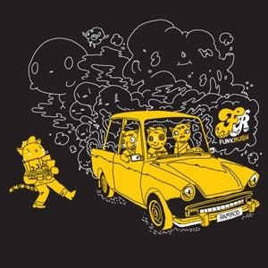 Image of Katz get high!