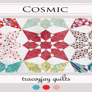 Image of Cosmic PDF Quilt Pattern
