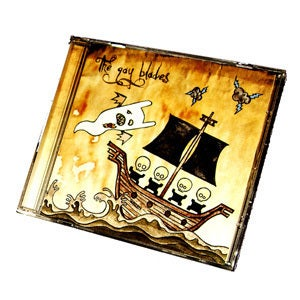 Image of GHOSTS CD!!