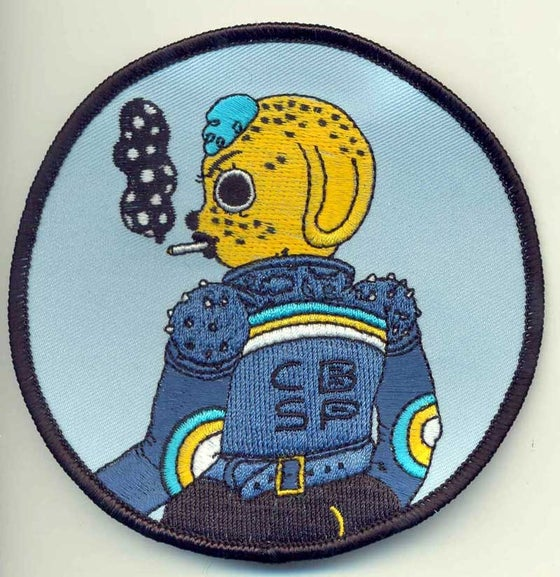Image of CBSP Patch - Donya Todd