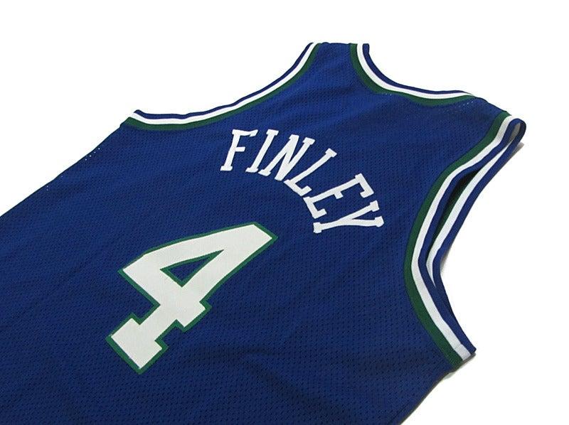 innovative design 5e62c 28b16 michael finley dallas mavericks jersey