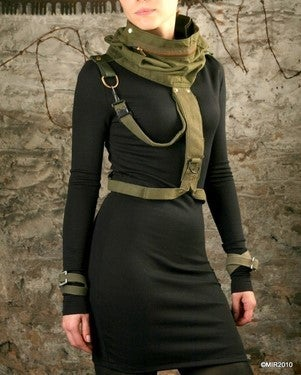 Image of SH65 - MG47 Cowl / Harness / Neck Accessory