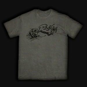 Image of T-shirt The Buffalos Grey