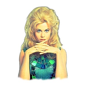Image of BARBARELLA (white)