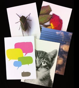 Image of Greeting cards v01