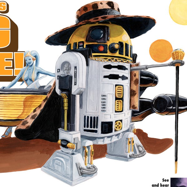 Image of Pimp2-D2's Big Score