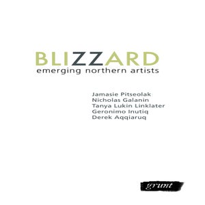 Image of BLIZZARD: Emerging Northern Artists