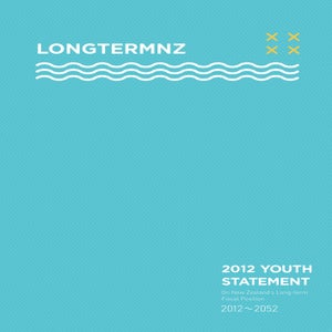 Image of 2012 Youth Statement On New Zealand's Long-term Fiscal Position