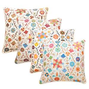 "Image of Safi Suzani Single Sided 22"" Pillows"