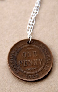 Image of The Generation Collection : Coin Necklace